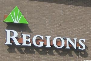 Regions Financial (RF) Stock Up on Q3 Beat