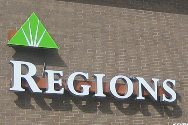 Regions Financial (RF) Stock Declines, Downgraded at Bernstein