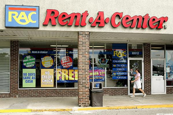 Rent-A-Center (RCII) Stock Slips, Gets 'Hold' Rating at Jefferies