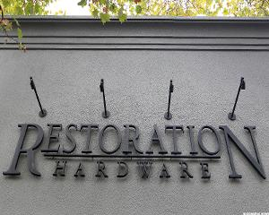 Restoration Hardware: A Bet on Recovery