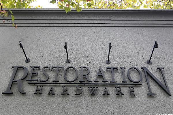 Deutsche Bank Builds Up Restoration Hardware Stock With 'Buy' Rating