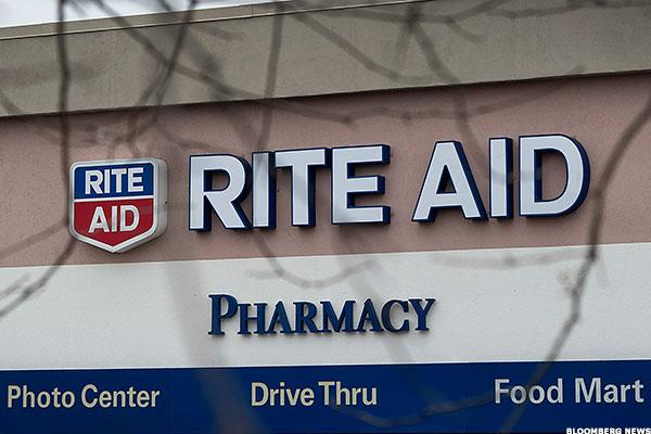 Buy Rite Aid Because It's Very Likely to Be Owned by Walgreens Soon