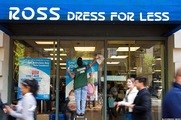 Ross Stores Is Poised to Rally