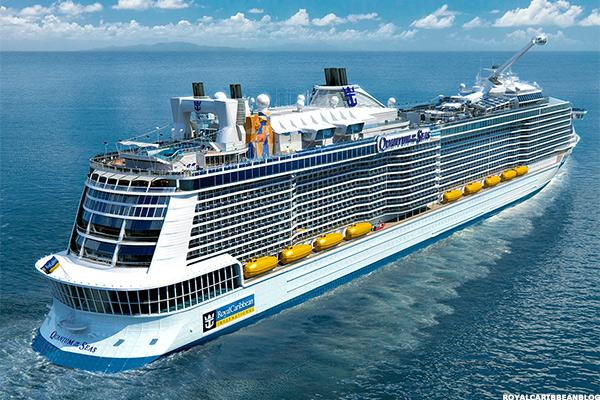 Royal Caribbean Cruises (RCL) Stock Sinking On China Concerns, CEO Tells CNBC