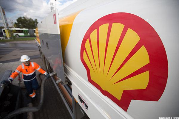 Royal Dutch Shell Isn't Exactly Swell