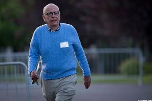Why Rupert Murdoch Will Survive the Fox scandal