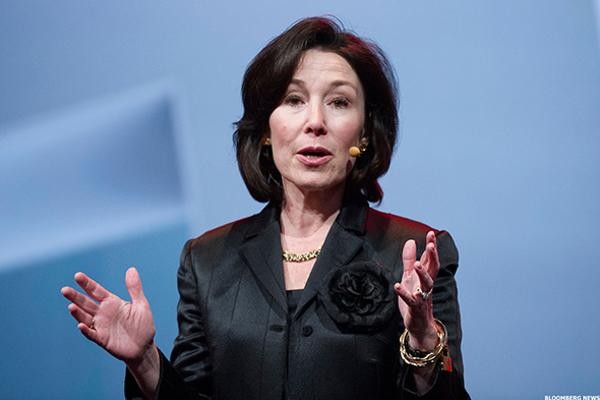 Oracle's Safra Catz is Highest Paid Female CEO