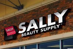 Why Sally Beauty (SBH) Stock Is Jumping Today