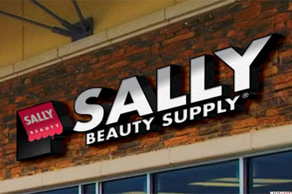 Here's a Reason Why Sally Beauty (SBH) Stock Is Rallying Today