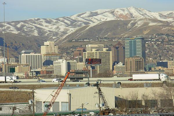 11. Salt Lake City, Utah