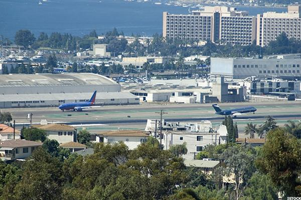 3. San Diego International (California)