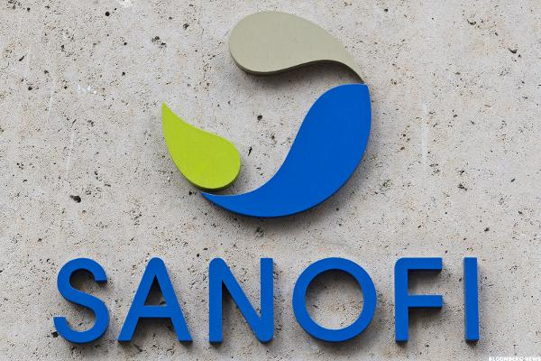 Sanofi's Base Pattern Should Make Investors Happy