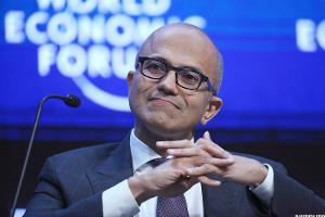 Microsoft Gets Rebooted Under CEO Satya Nadella -- Here Are His 6 Biggest Achievements