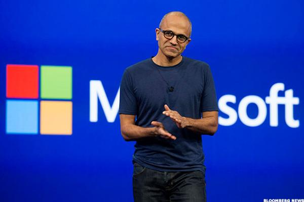 Microsoft Stock Hits All-Time High as Its Ambitious Enterprise Strategy Pays Off