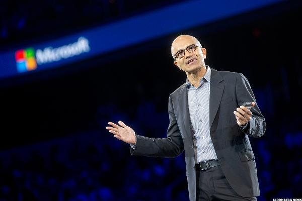 Microsoft's Deal With GE Shows the Cloud Isn't All Just About Amazon