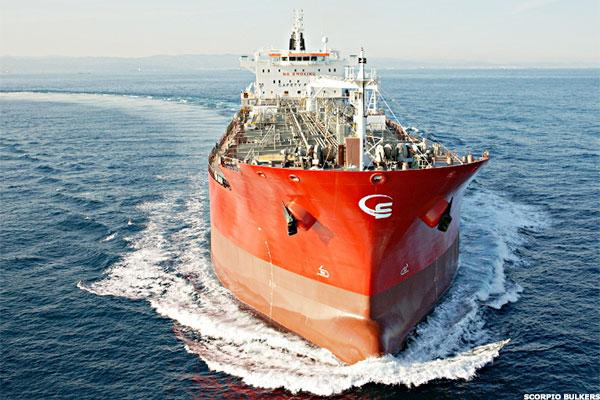Worst Over for Scorpio Tankers, Basing Action Starting