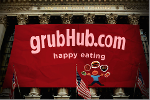 GrubHub Offers Appetizing Opportunity for Bullish Breakout