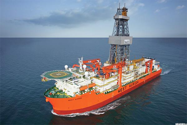 Seadrill (SDRL) Stock Slides Alongside Oil Prices