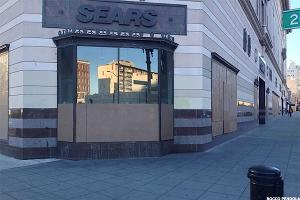 Sears Is Rapidly Disappearing From Towns Across America