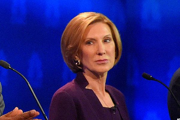 If Carly Fiorina Becomes President, Sell These 5 Stocks