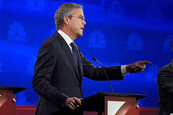 Here's Why Jeb Bush Could Make a Great CEO for America