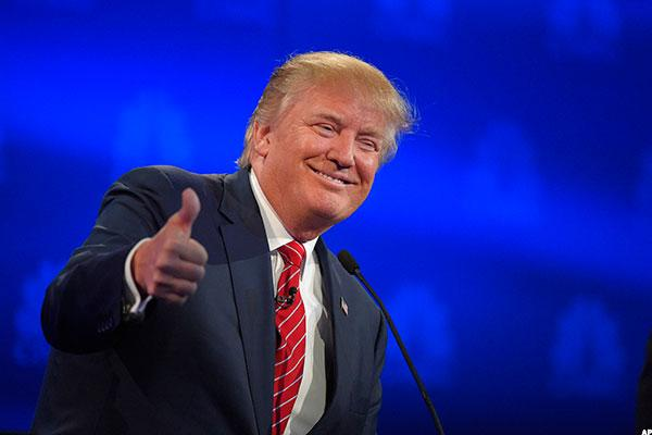 6 Stocks to Buy When Donald Trump Is President