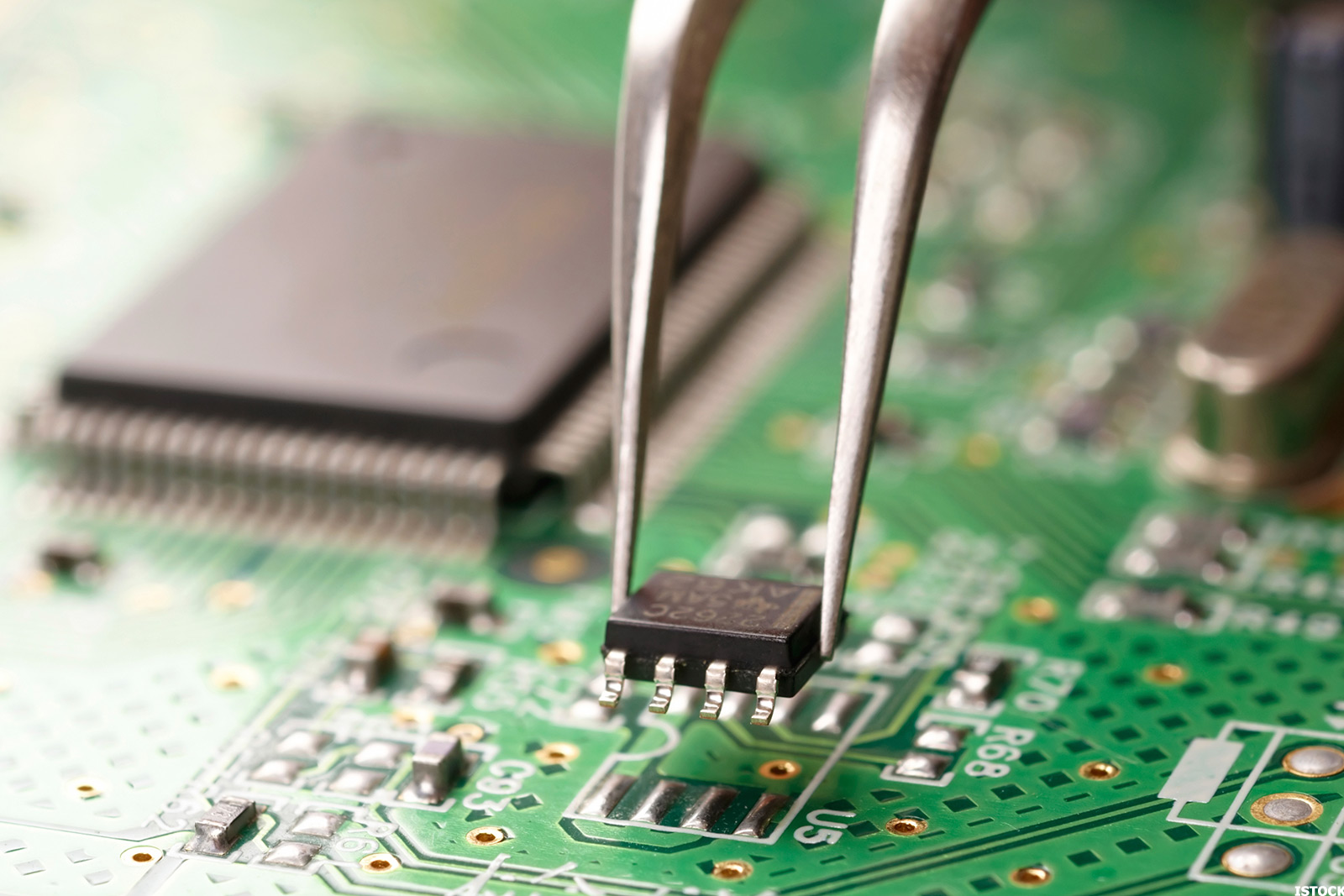 Is Maxim Integrated Products Mxim In The Chips Thestreet Circuit Symbols Components