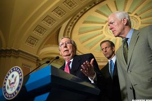 Senate Delays Voting on Health Bill Until After July 4