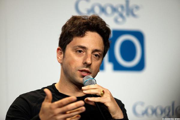 14. Sergey Brin