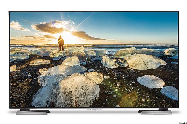 Apple Supplier Foxconn Moves Into European TV Business Through Sharp