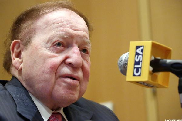 Israeli Officials Question Las Vegas Sands' Adelson as Part of Netanyahu Probe