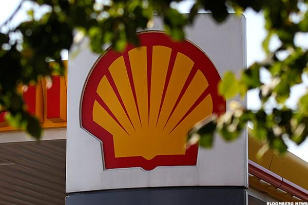 Shell Gains Firmly Despite Weaker Fourth-Quarter Earnings as Production Rates Impress