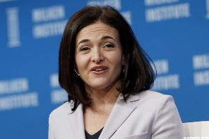 Facebook (FB) COO Sheryl Sandberg Responds to Miscalculated Video Metric