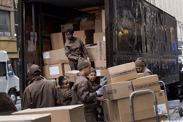 How Long Can UPS Rely on Amazon Shipments to Boost Revenues?