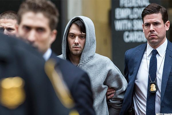 Shkreli 'Was Running Turing Like a Hedge Fund'