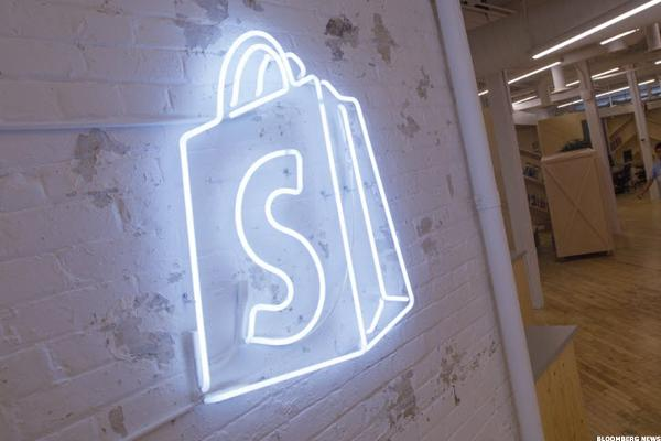 Shopify Shares Fall Fast Following Report From Short Seller