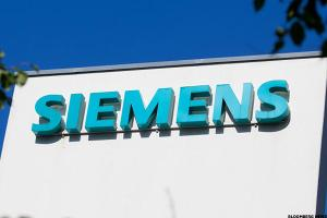Siemens Rises on Strong Third-Quarter Earnings