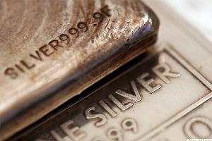 Silver Wheaton (SLW) Stock Up as Silver Prices Climb