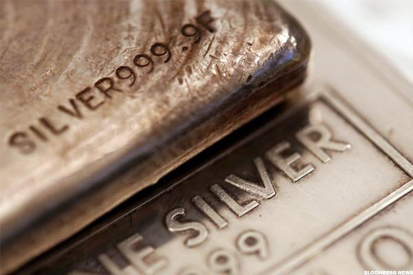 Silver Wheaton (SLW) Stock Is Down as Silver Prices Drop