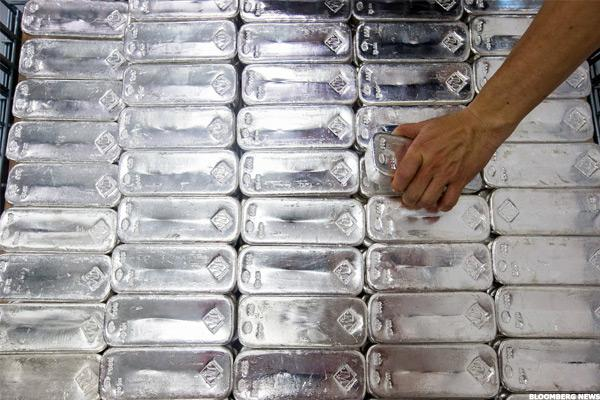 Endeavour Silver (EXK) Stock Jumping as Silver Prices Soar