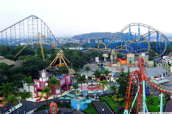 Six Flags Share Prices Have Been on Roller-Coaster