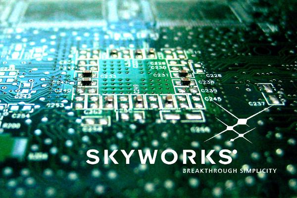 One Reason Why Skyworks (SWKS) Stock Is Advancing Today