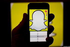 Snapchat's Impact on the Social Media Space Discussed on CNBC