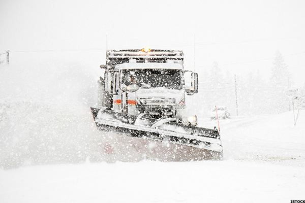 How Snow Can Actually Reduce Your Tax Liability