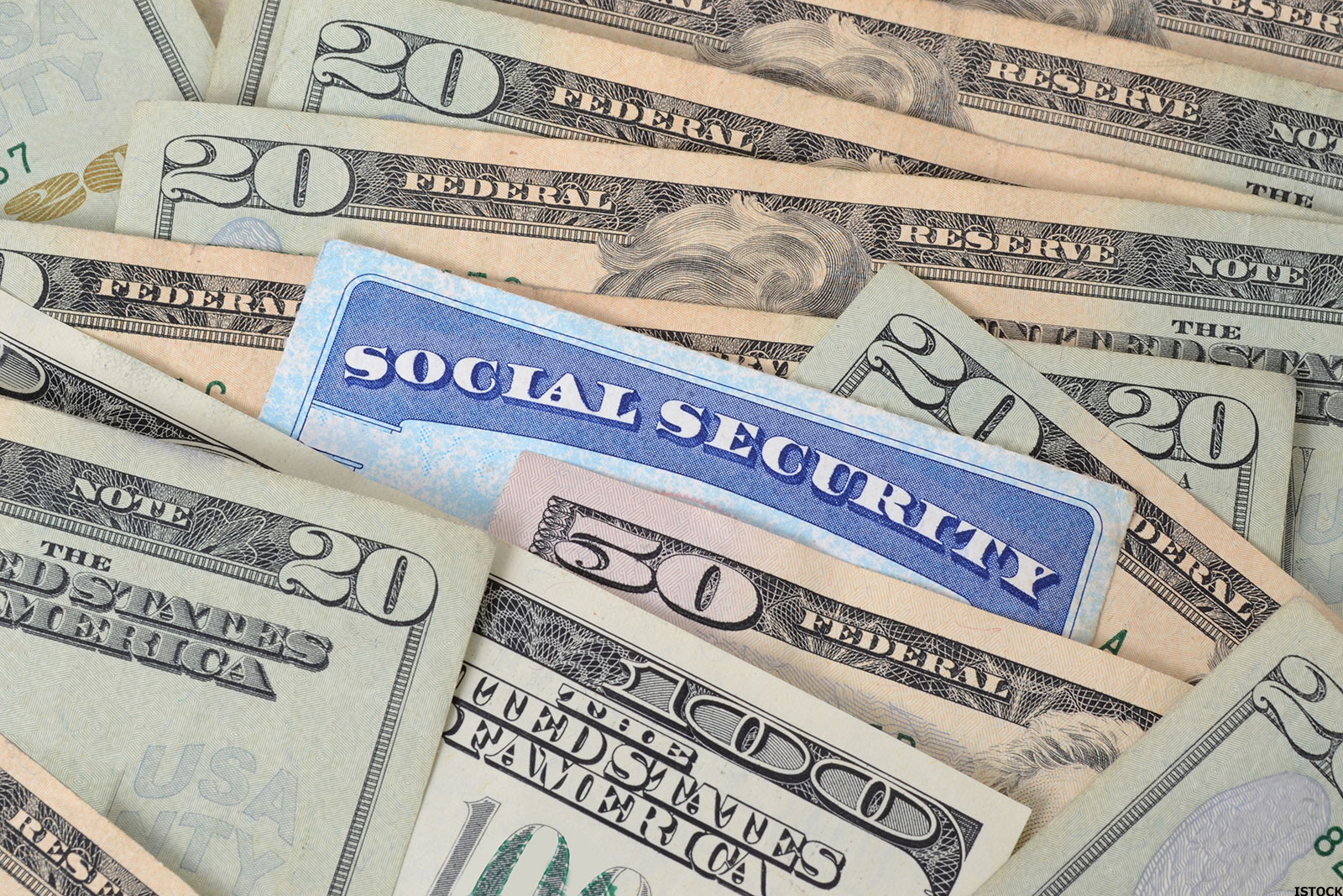 Stock options subject to social security