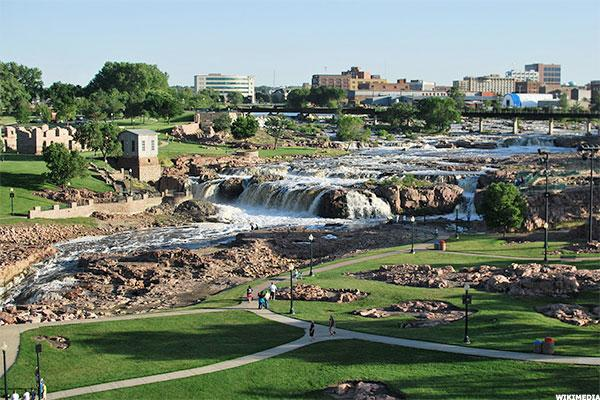 9. Sioux Falls, South Dakota