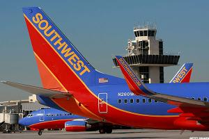 Southwest Airlines (LUV) Recovers From 'Rough' Day, Bloomberg TV Reports