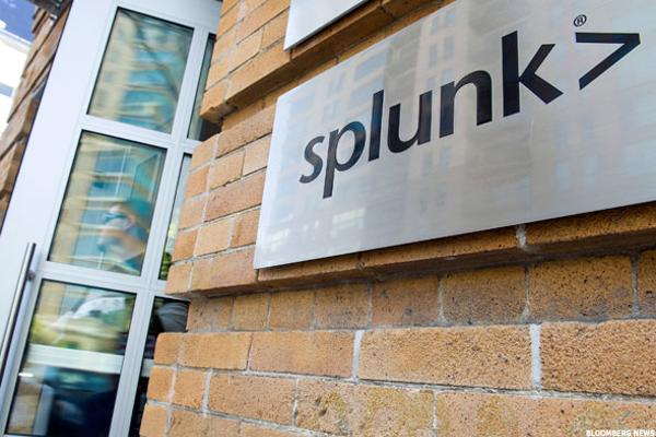 Splunk (SPLK) Stock Sinking On First Quarter Losses
