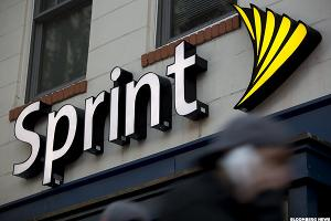 Sprint (S) CEO Marcelo Claure Tells CNBC He's Pleased with Q1 Results