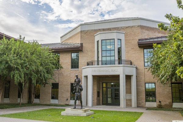 16. St. Mark's School of Texas